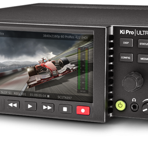 AJA KI-PRO-ULTRA Portable File Based Video Recorder and Player