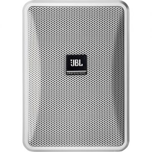 JBL Control 23-1L High-Output Indoor/Outdoor Speaker White Pair
