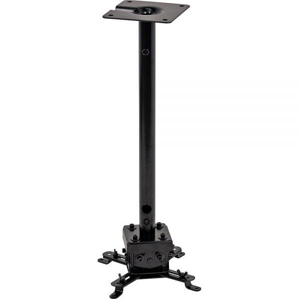 VMP PM-3B Universal Yokeless Projector Mount Black