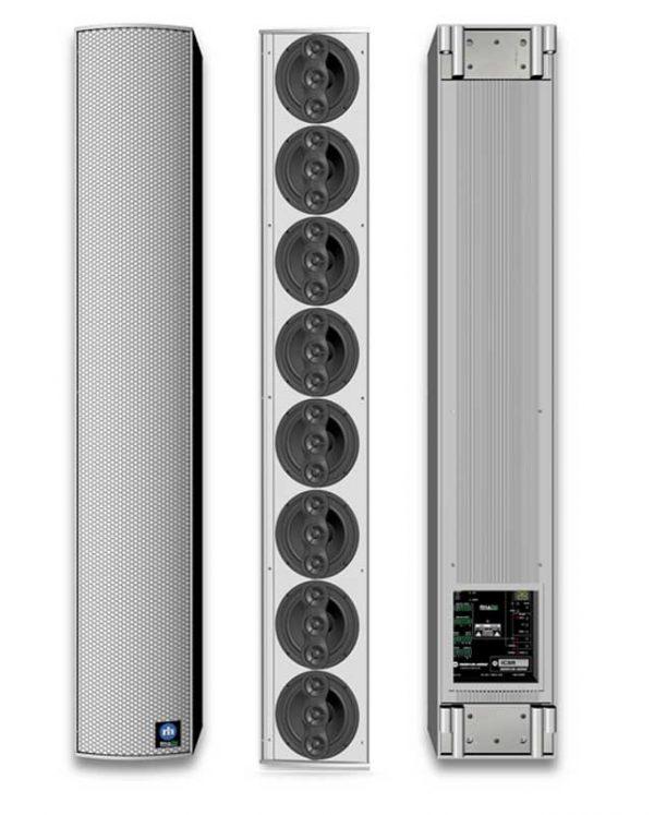 Renkus-Heinz IC7-II White Mechanically Steerable Line Array Speaker