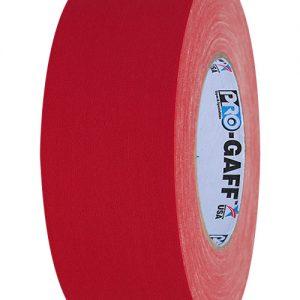 PRO TAPE GAFFER PRO 2″ RED 55YDS