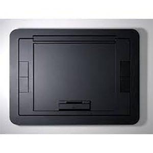 Legrand EFB610CTBK Black Floor Box