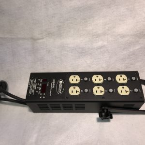 Applied E1-06-006 TM6600 Portable Dimmer 6 Ch 600 Watt- Edison Output