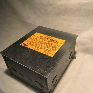 FSR FL-500P-6 6″ Deep Floor Box