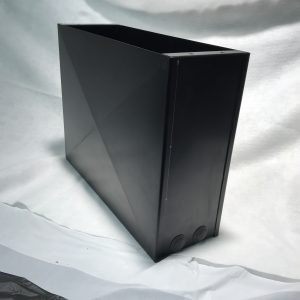 Tannoy 8001 4680 Back Steel Can Black