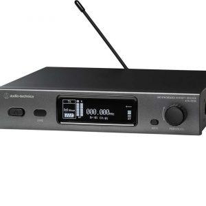 Audio-Technica ATW-3211DE2 3000 Series Wireless Bodypack System 470-530 MHz