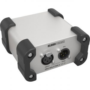 Klark Teknik DS-20 Passive Signal Splitter