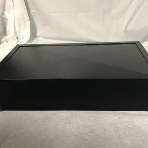 OAP NF-331BB Steel Back Box