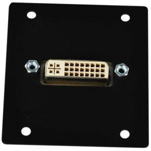 FSR IPS-V611T-BLK Female BulkHead