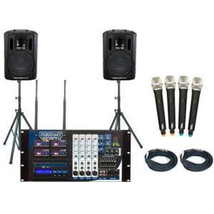 VocoPro PA_MAN PRO Speaker System