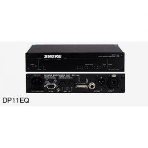 DP11EQ  SHURE DIGITAL PROCESSOR