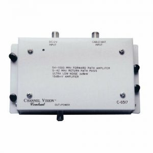 CHANNEL VISION C-0317 MULTIMEDIA CABLE AMPLIFIER MODULE