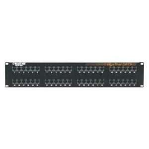 BLACK BOX JPM612A-R7 GIGATRUE CAT6 PATCH PANEL