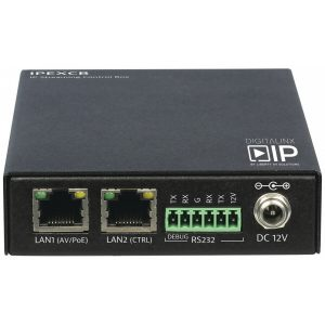 INTELIX HDMI OVER IP RS232/IP CONTROL BOX FOR IPLINX 2000&5000 SERIES- IPEXCB