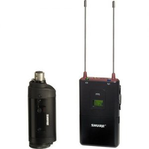Shure FP35-G4 Wireless Transmitter with Wireless Receiver (G4: 470-494 MHz)