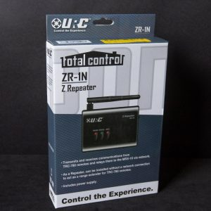 Univeral ZR-1N URC total control ZR-1N Z Repeater new in box