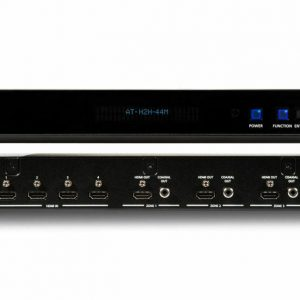 ATLONA AT-H2H-44M 4 BY 4 HDMI MATRIX SWITCHER